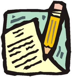 Sample research paper works cited page